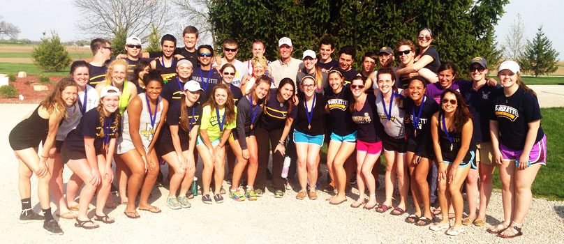 Illinois Collegiate Rowing Invitational 2015